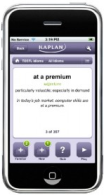 kaplan iphone app
