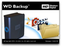 WD Archsoft Backup