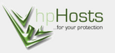 hpHosts Logo