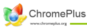 ChromePlus logo