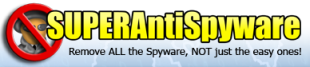 SUPERAntiSpyware logo
