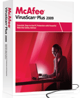 McAfee Viruscan 2009