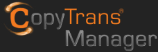 CopyTrans Manager logo