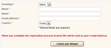 avira turkish site translation