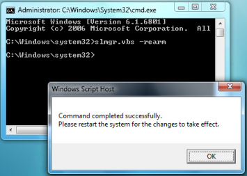 windows 7 activation hack