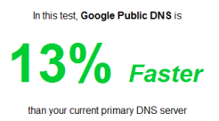 Google Public DNS