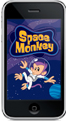 Space Monkey iPhone
