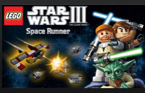 lego star wars space runner game