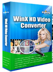 WinX HD Video Converter logo