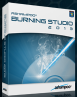 Ashampoo Burning Studio retail logo