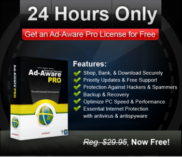 adaware internet security pro free