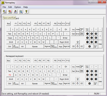 remapkey tool