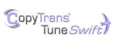 CopyTrans Tune Swift logo