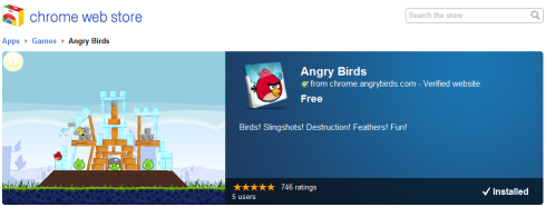 Angry Birds HD online