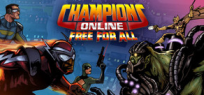 champions online free game